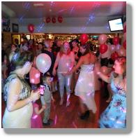Mobile Disco at Essex Wedding Reception