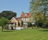 The Old Rectory wedding venue in Essex